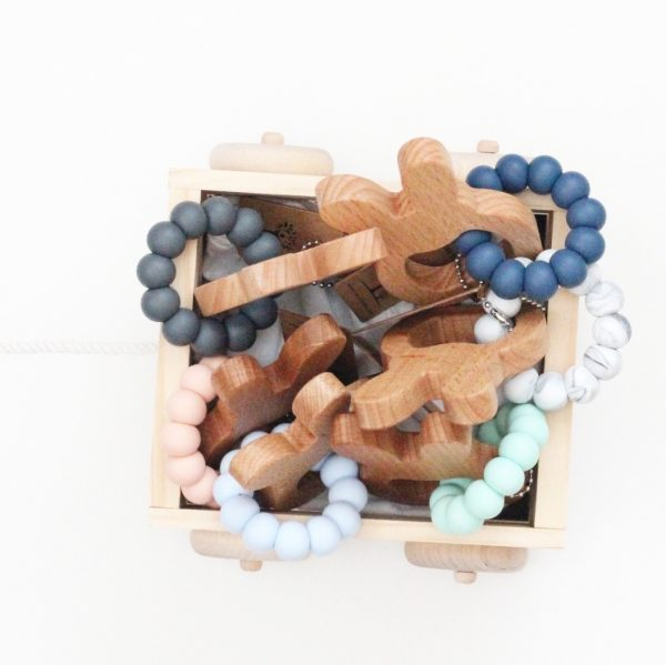 Hop Baby Teether selection