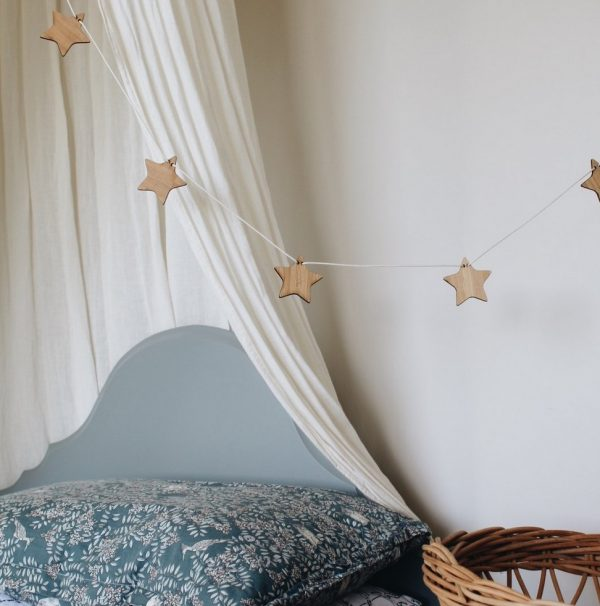 Bamboo Star Garland