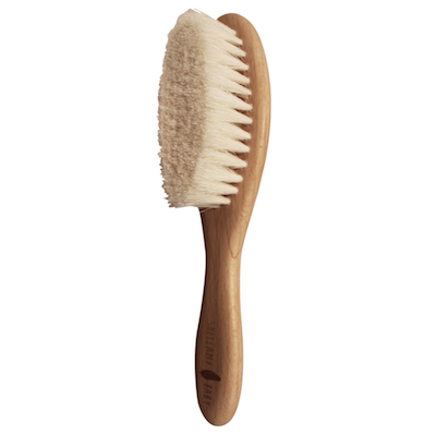 hairbrush and comb set