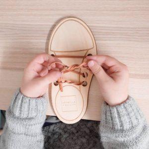 Lacing Shoe