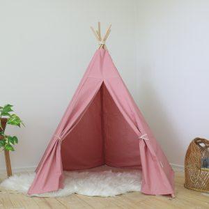 Dusty Pink Teepee