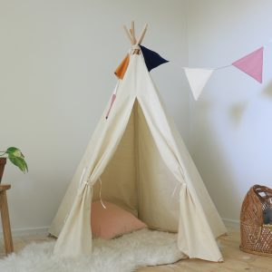 Natural Teepee by Lulo Kids