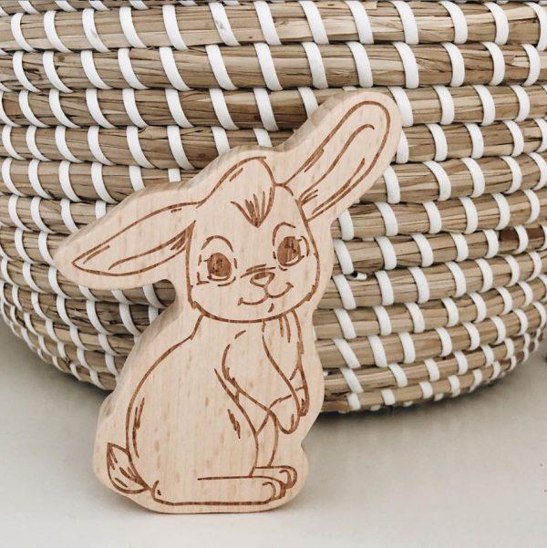 Beechwood Bunny Teether